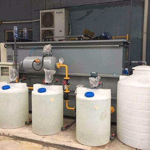 蔚县乳制品废水处理