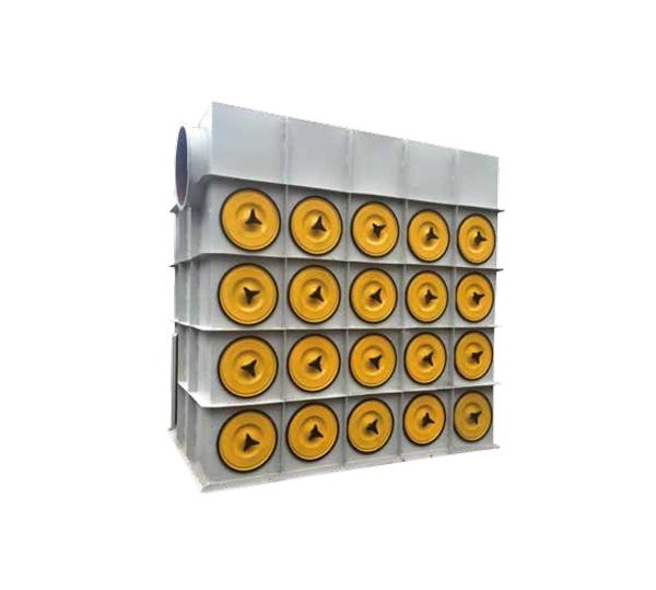 脉冲滤筒除尘器装置
