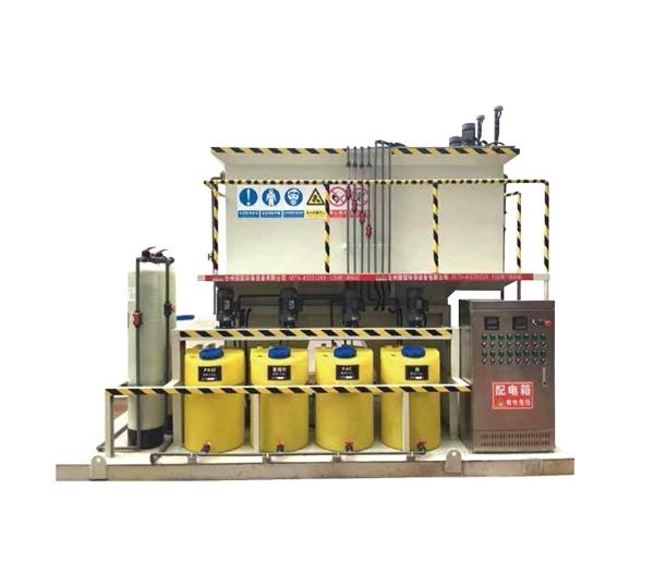 吴中一体化污水处理设备
